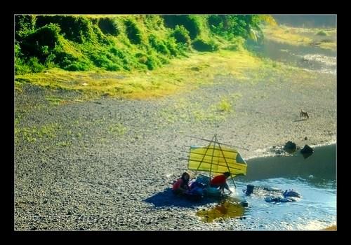 River View, Caramoan, Camarines Sur