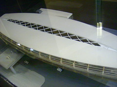 BRENTWIOOD SKYTRAIN STATION MAQUETTE