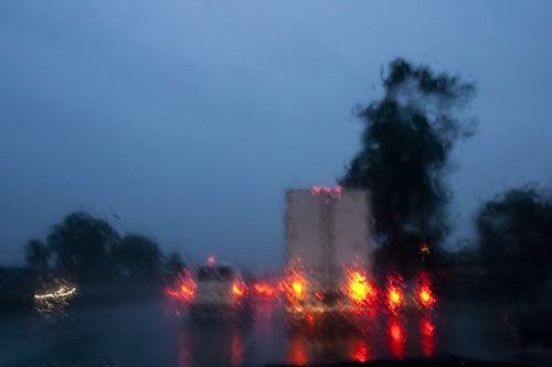 Rainy Commute 7504