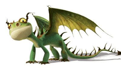 Lizard-like dragon, Terror
