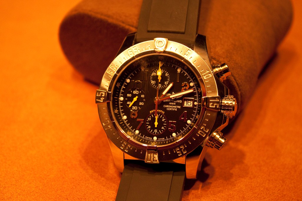 Breitling Avenger Limited Edition 2010