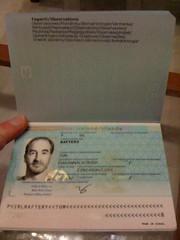 My New Passport
