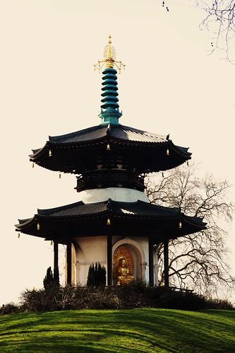 Peace Pagoda 1