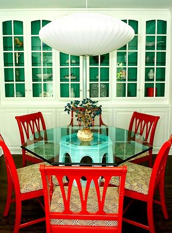 carla lane dining room