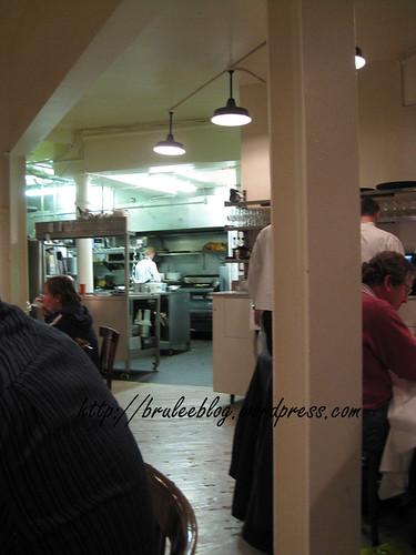 St. John kitchen