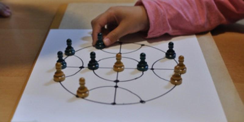 媽媽真的不會玩的「西瓜棋」(5.8ys)