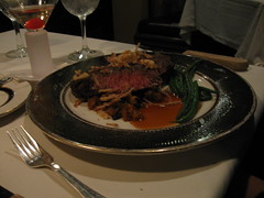 Spice Rubbed New York Strip Steak