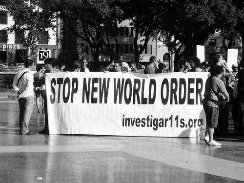 Stop the NWO