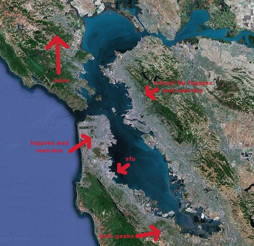 Bay Area Layout