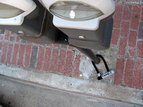 Bike Lock #6 - Halifax, Nova Scotia