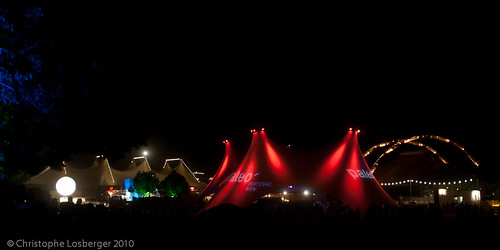 Lights in the Night @ Paleo 2010