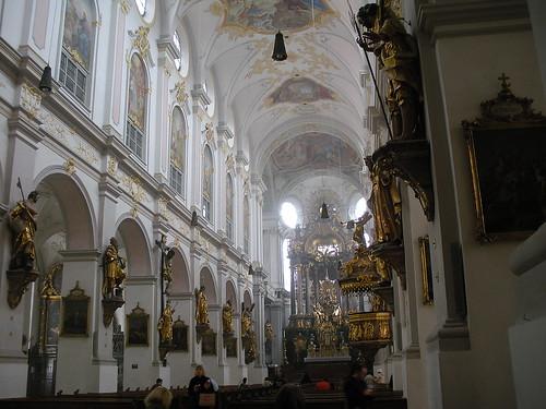 Opulent Peterskirche