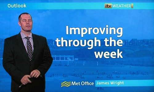 ITV Weather Pic