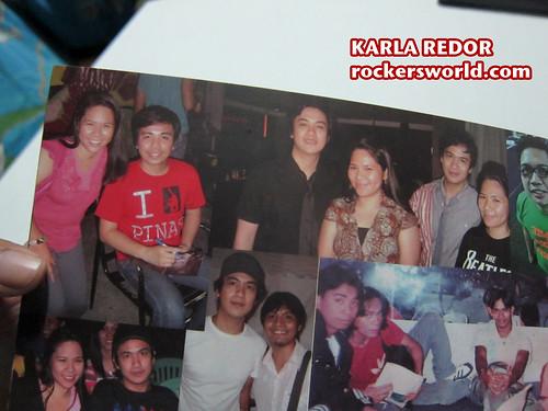 Eraserheads Box Set Photos: Fan Photos in the book - 1
