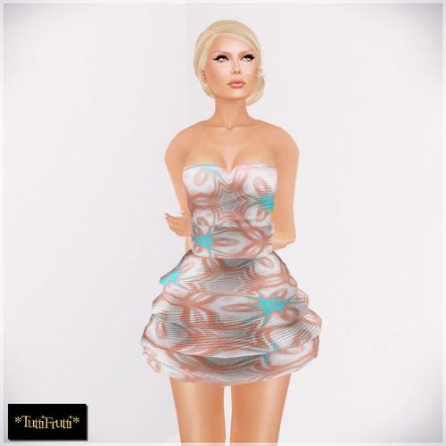 _TuttiFrutti_ Margret Vintage Dress