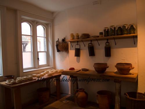 Pie room