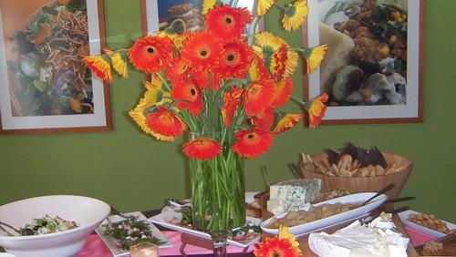 Buffett Tablescape by WOM Catering