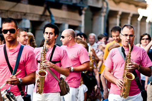 Ferias y Fiestas Alcalá 2010