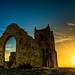 Sunset Burrow von Paul C Stokes