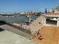 外埔漁港 港區