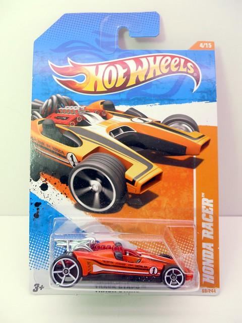 hot wheels honda racer orange (1)