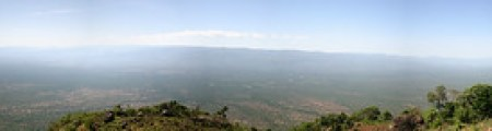 Panorama Kerio Valley