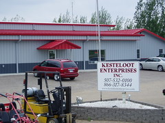 "Kesteloot Enterprise, Marshall Minnesota • <a style=""font-size:0.8em;"" href=""http://www.flickr.com/photos/51797505@N04/4774629277/"" target=""_blank"">View on Flickr</a>"