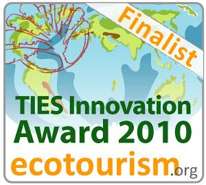 Logo: 2010 Innovation Award Finalist: Ron Mader