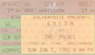 KMFDM, Palace