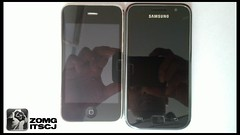 iPhone 3GS Vs Samsung Galaxy S