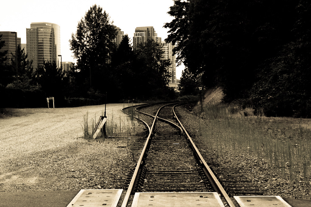 Last train to Bellevue