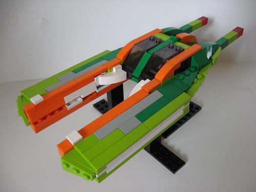 Zam Wesell's Koro-2 Exodrive Airspeeder