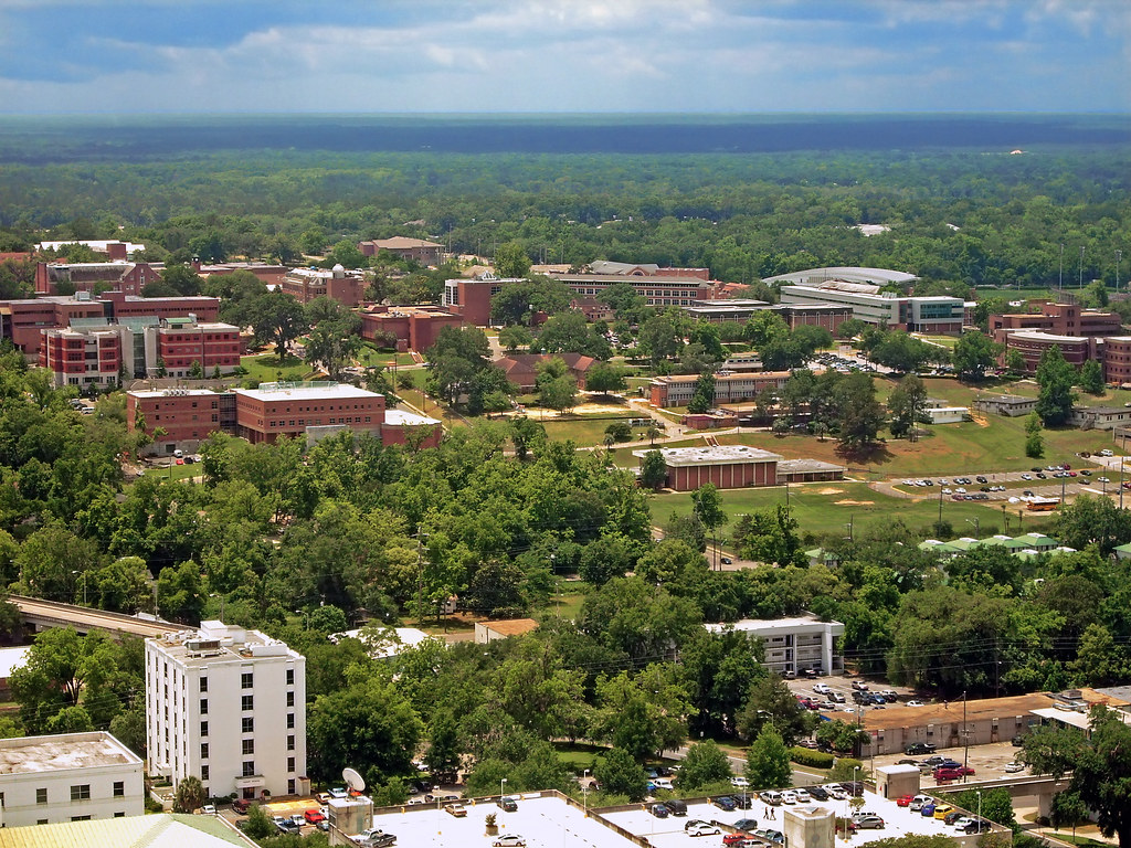 Florida A&M University from State Capitol, Tal...