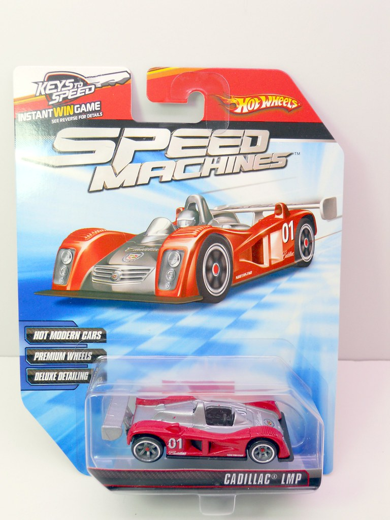 hws speed machines Cadillac LMP (1)