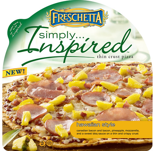 Freschetta Simply Inspired Pizza