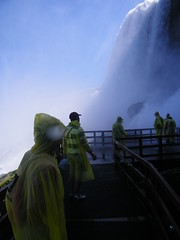 Visit to Cave of the Winds (Niagara Falls Stat...