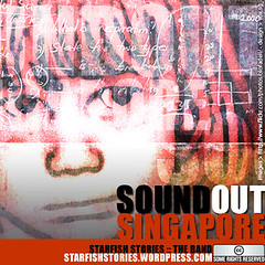 Album cover - Sound Out Singapore 2010