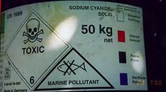 cyanide-toxic