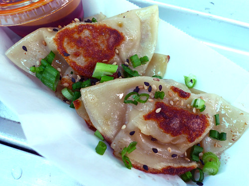 Ahn Joo Chicken Potstickers