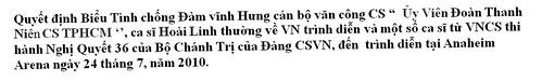 Bieu tinh chong DVH