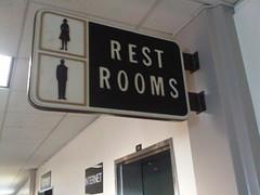 Sacramento Restroom