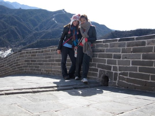 Badaling Camera Wall Photo