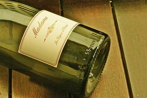 Madame 2004, Les Vigne d'Elodie