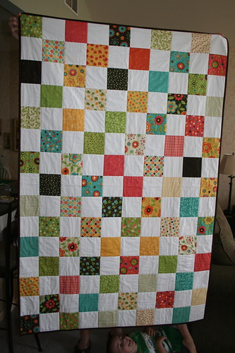 Kelly's Quilt - Front