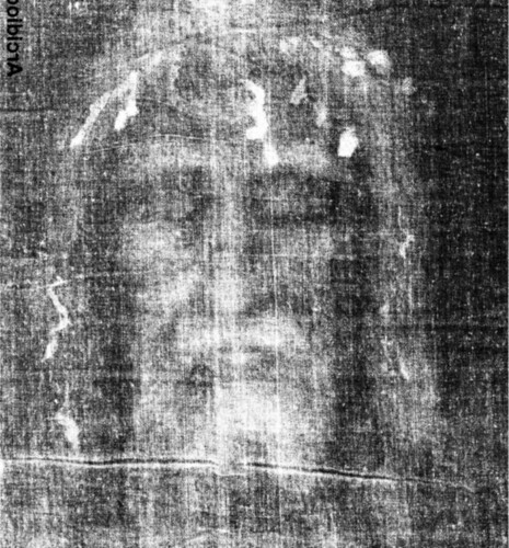 The Sacred Face of Jesus Christ in the Holy Shroud of Turin