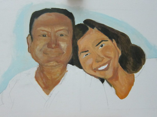 portrait - mom and dad (unfinished)5