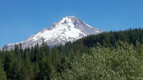Mt. Hood peak