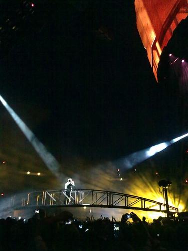 U2 Olympiastadionilla 20.8.