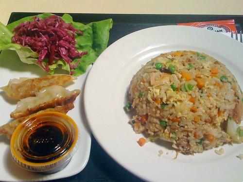 Thursday lunch
