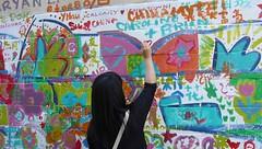 Calgary Chinatown Centennial - Taiwan Wall Mural Art Project